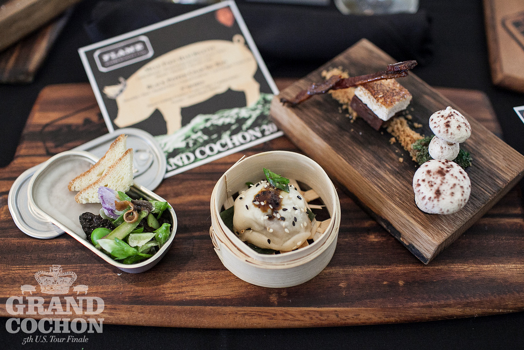 Grand Cochon: Bring on the Pig