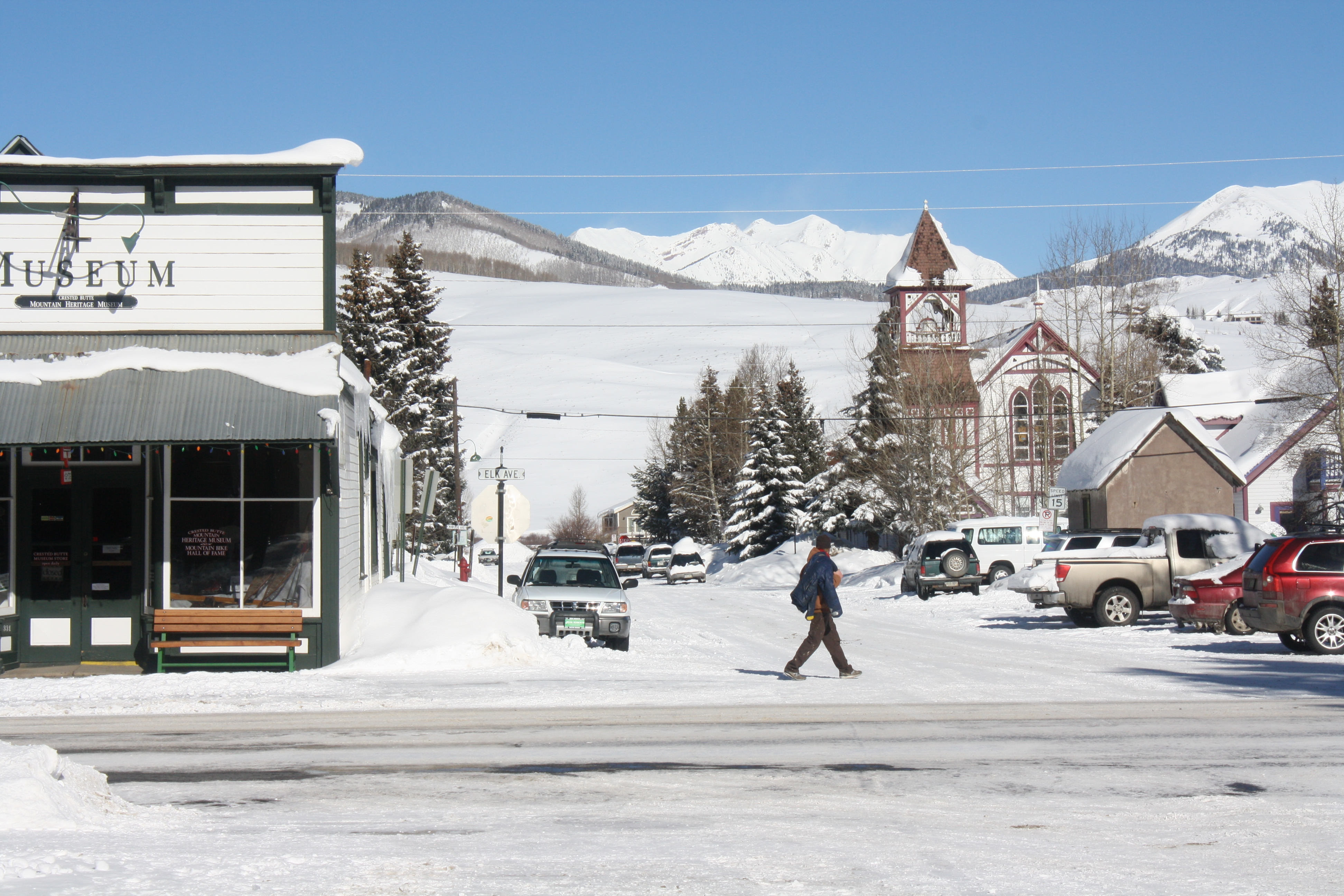"""Crested Butte,"" The Washington Post"