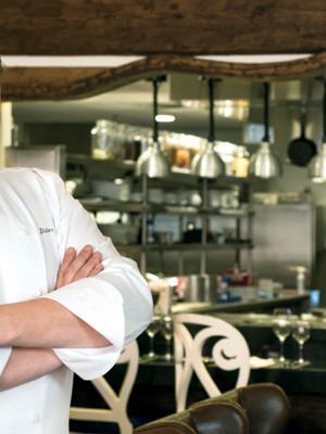 """Chef Didier Elena Talks Chef's Club,"" Aspen Peak"