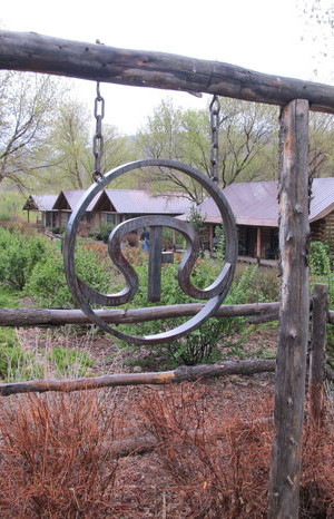 A Bucolic Fall Paradise at Smith Fork Ranch