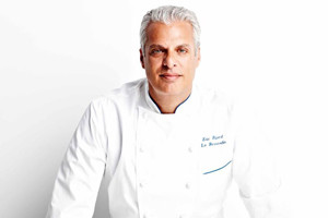 """Toque of the Town"" with Eric Ripert: Curated Magazine"