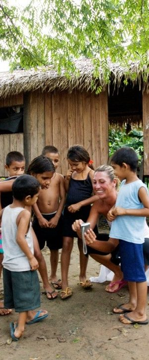 Poor locales, rich experiences: Traveling with kids to developing countries is worth the risk